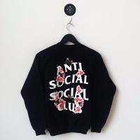 Antisocial Social Club ASSC Kkoch Crewneck