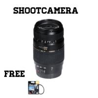 Lensa Tamron 70-300mm F4-5.6 DI LD MACRO Lens Tamron 70-300mm NIKON