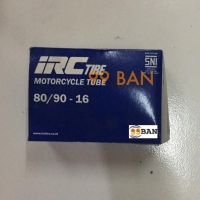 BAN DALAM IRC 80/90-16 (Ban dalam motor matic ukuran belakang velg 16)
