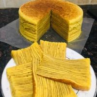 Kue lapis legit premium khas Bangka