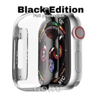 Hard case apple watch 4 iwatch 40 44 mm hardcase bumper full screen