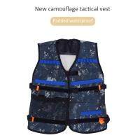 Nerf Vest premium Tebal army