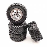 4pcs Ban rc wpl 1/16 mn D90 rc offroad crawler