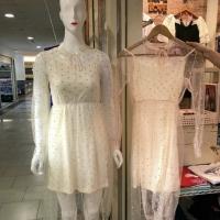 baju dress eanita anggung