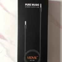VIDVIE AL1105 AUX CABLE BLACK