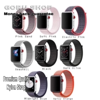 Strap apple watch 1 2 3 4 iwatch woven nylon 38 40 42 44 mm original