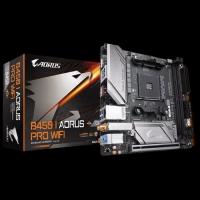 Gigabyte B450i AORUS PRO Wifi (AMD B450, AM4, DDR4) Pinnacle Ridge