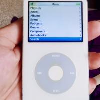 Ipod classic gen 5,5 80 gb
