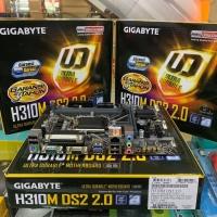 MOTHERBOARD GIGABYTE H310M DS2 SOCKET 1151