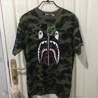 Bape Shark Tee Camo