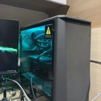 msi z370 gaming pro carbon + Intel i5 8400 + gtx 1070 ti