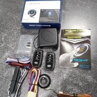 Start / Stop Engine Keyless entry alarm mobil