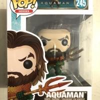 Funko POP! Heroes: AQUAMAN - Aquaman in Hero Suit with Atlan's Trident
