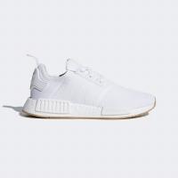Adidas Men NMD R1 Shoes White Gum Originals