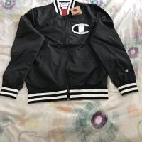 Champion Big C Baseball Jacket Bomber