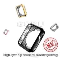 High quality Soft case apple watch series 1 2 3 iwatch 38 42 mm tpu