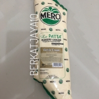 Mero Lepatta Bakery Cream Vanila Cream Filling Topping 1kg