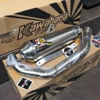 Knalpot Kawahara Racing Vespa 3V Iget Sprint Primavera S LX LXV