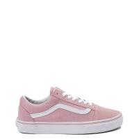 Vans Old Skool - Pink White sepatu wanita