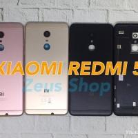 Backdoor Tutupan Baterai Back Casing Xiaomi Redmi 5
