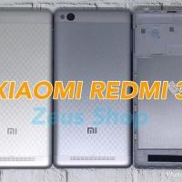Backdoor Tutupan Baterai Back Casing Xiaomi Redmi 3 - Grey