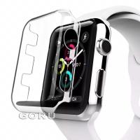 Bumper Hard case apple watch 4 iwatch bening screen protector 40 44 mm