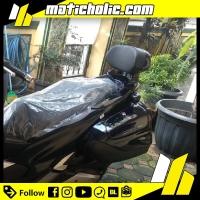 Backrest Sandaran Jok Belakang Honda PCX 150 2018 Lokal