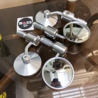 Spion Jalu Bar End Oberon Chrome Vespa Sprint Primavera GTS S LX LXV