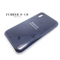 Silikon Silicone Case Iphone XR Original Resmi Apple - NECTARINE
