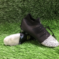 Sepatu Bola Replik Import Nike Mercurial GS 360 Black Grey
