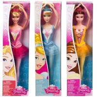Boneka barbie ballerina ori mattel belle cinderella aurora