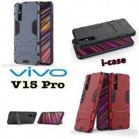 Vivo V15 Pro Case iron Armor - casing cover vivo v 15 pro