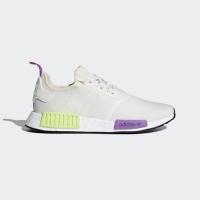 Adidas Men NMD R1 Shoes Chalk White Originals