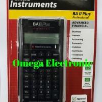 Texas Instruments BA II Plus Professional Financial Calculator Kuliah