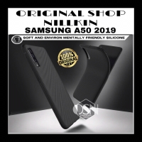 SAMSUNG GALAXY A50 A505 SOFT LINE TPU CARBON CASE SILICONE BACK COVER