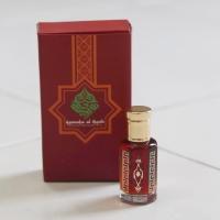 12ML Qurrata Al Musk Parfum Oil Misk/ Minyak Wangi Arab Kasturi Kijang