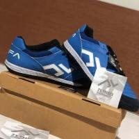 Sepatu Futsal Zethro Alfa - 2.0 Blue/white/black