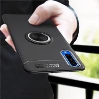 Case Samsung Galaxy A70 Soft Case Autofocus With i-ring Original