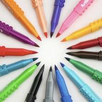 Artline stix satuan brush pen