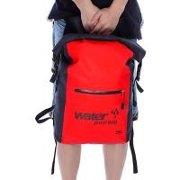 Dry Bag 25L OCEAN PACK Waterproof Bag Ransel Anti Air Backpack Warna