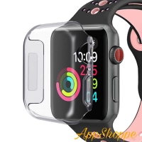 Apple Watch Case iWatch FRONT Slim HARD COVER Bumper Series 4 44/40mm