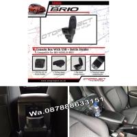 Console box arm rest usb all new brio mobilio brv good quality
