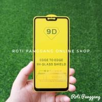 XIAOMI MI 8 LITE 5D Full Cover Tempered Glass Anti Gores kaca