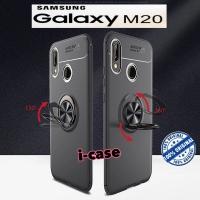 Samsung M20 m 20 Soft Case Autofocus With i-ring Original