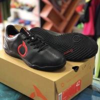 Sepatu Futsal Ortuseight Catalyst Oracle (black)