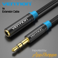 Vention Headphone Extension Cable 3.5Mm Jack Male To Female Aux Cable