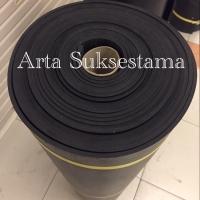 Karet NBR 6mm Lembaran / Rubber Sheet NBR