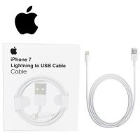 Kabel Data / USB Data Cable Iphone 7 Original 99%