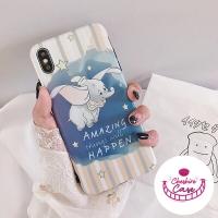 Amazing Dumbo Disney Softcase for iPhone 6s 7 8 Plus XR X Xs Max