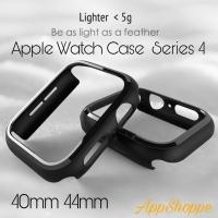 Apple Watch Bumper Slim Hard Case Casing iWatch Series 6 5 4 40/44m